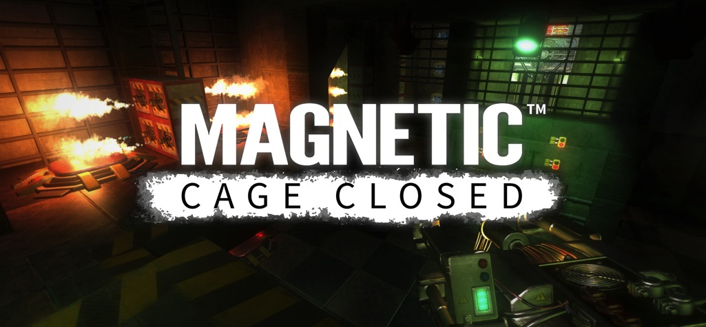 Magnetic Cage Closed - logo