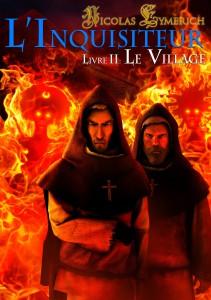 Nicolas Eymerich, L'Inquisiteur – Livre II - Le Village - cover