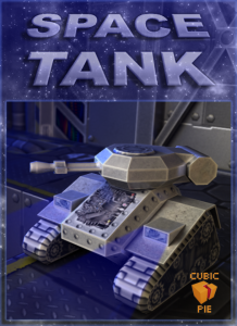 Space Tank - cover