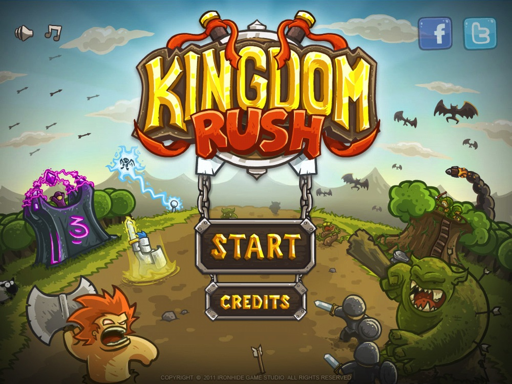 [TEST] Kingdom Rush – la version pour Steam