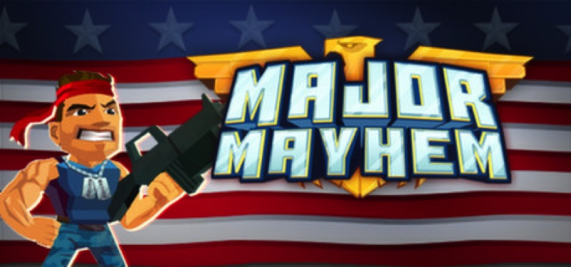[TEST] Major Mayhem – la version pour Steam