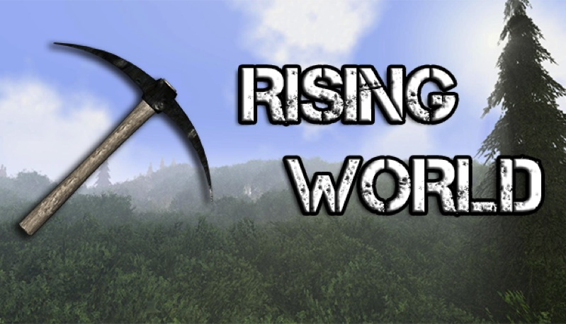 [TEST] Rising World – la version pour Steam