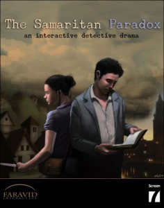 The Samaritan Paradox - cover