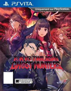 Tokyo Twilight Ghost Hunters - cover