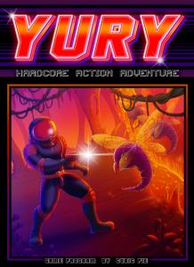 Yury - cover