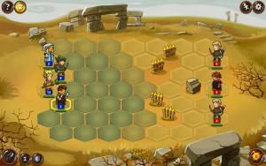 Braveland - combat
