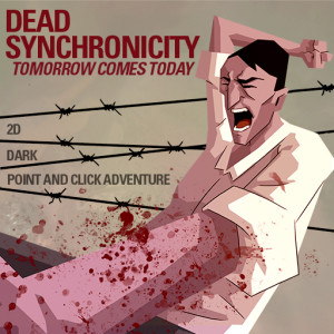 Dead Synchronicity - Tomorrow Comes Today - logo