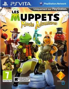 Les Muppets - Aventures au cinéma - cover