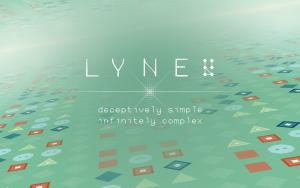 Lyne - menu