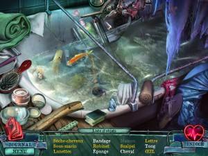 Mind Snares - Alice's Journey - la version pour iPad - objets cachés
