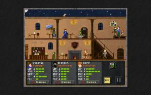 Pixel Heroes- Byte & Magic - taverne