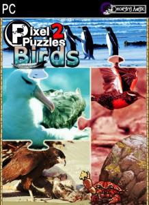 Pixel Puzzles 2 - Birds - cover