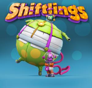 Shiftlings - logo