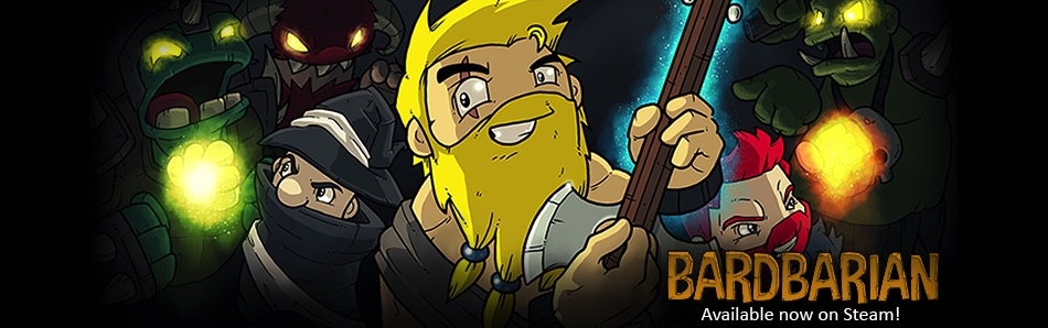 [TEST] Bardbarian – la version pour Steam