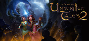 The Book of Unwritten Tales 2 - logo