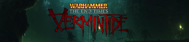 Warhammer End Times - Vermintide - bannière