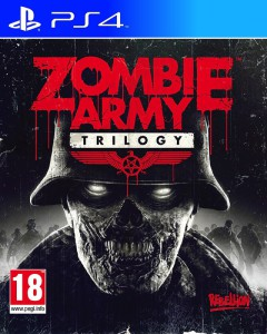 Zombie Army Trilogy - cover