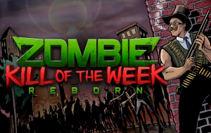 Zombie Kill of the Week - Reborn - logo