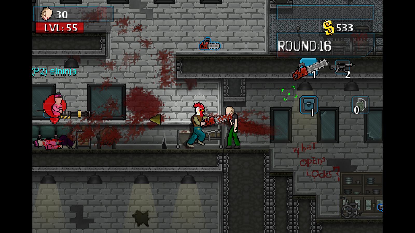 Zombie Kill of the Week – Reborn