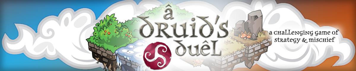 A Druid's Duel - bannière