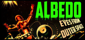 Albedo Eyes from Outer Space - logo