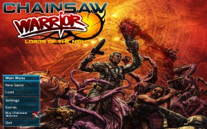 Chainsaw Warrior - Lords of the Night