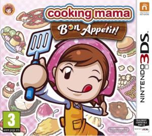 Cooking Mama - Bon Appétit! - cover