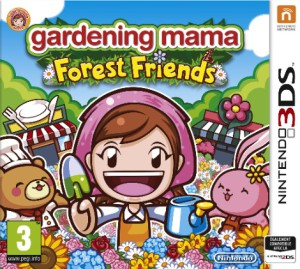 Gardening Mama - Forest Friends - cover