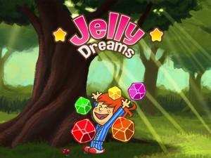 Jelly Dreams - logo