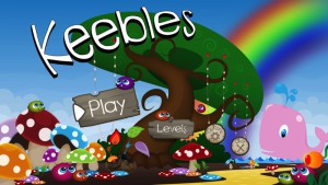 Keebles - logo