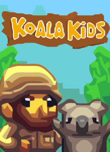 Koala Kids - cover