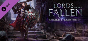 Lords of the Fallen - Ancient Labyrinth - logo