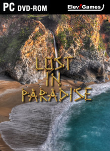 Lost in Paradise - cover