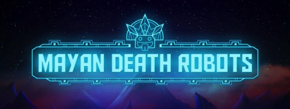 Mayan Death Robots - bannière