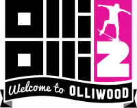 OlliOlli 2 - logo