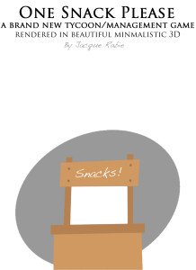 One Snack Please - cover