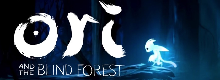 Ori and the Blind Forest - bannière