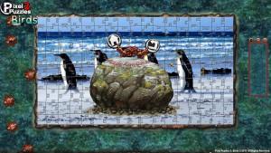 Pixel Puzzles 2 Birds - crabe