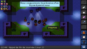 The Escapists - le soir
