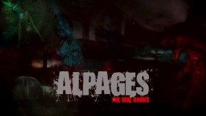 Alpages The Five Books - logo