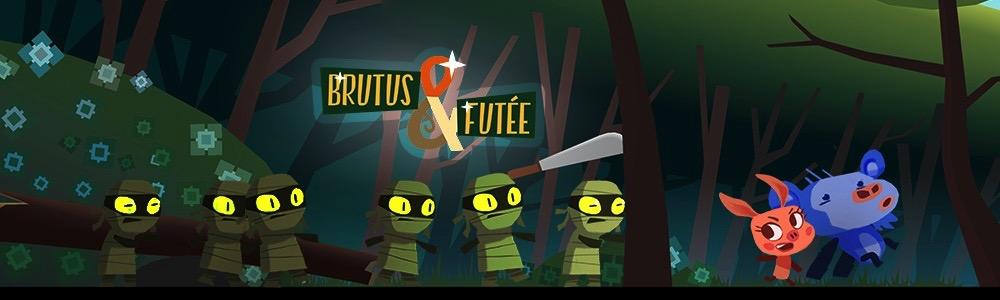 Brutus & Futée - bannière