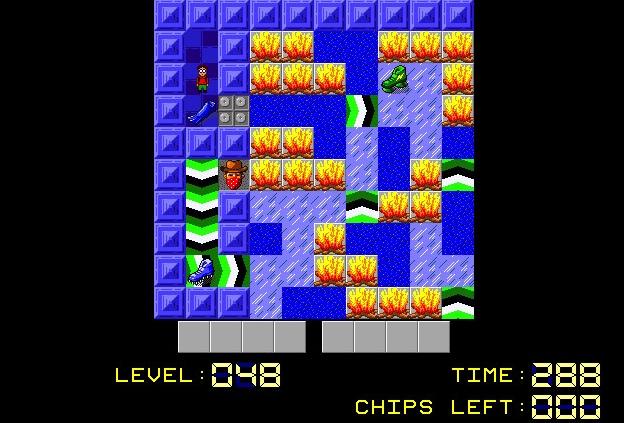 Chip's Challenge 1 & 2