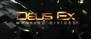 Deus Ex - Mankind Divided - logo