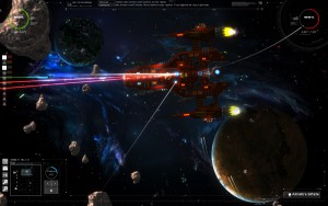 Gratuitous Space Battles 2 - bataille