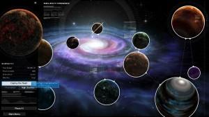 Gratuitous Space Battles 2 - planètes