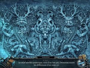 Graven - The Purple Moon Prophecy - mini-jeu