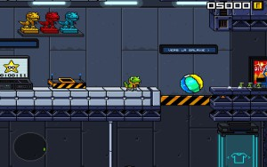 JumpJet Rex - base