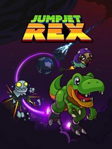 JumpJet Rex - cover