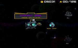 JumpJet Rex - espace