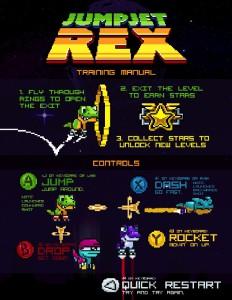 JumpJet Rex - résumé